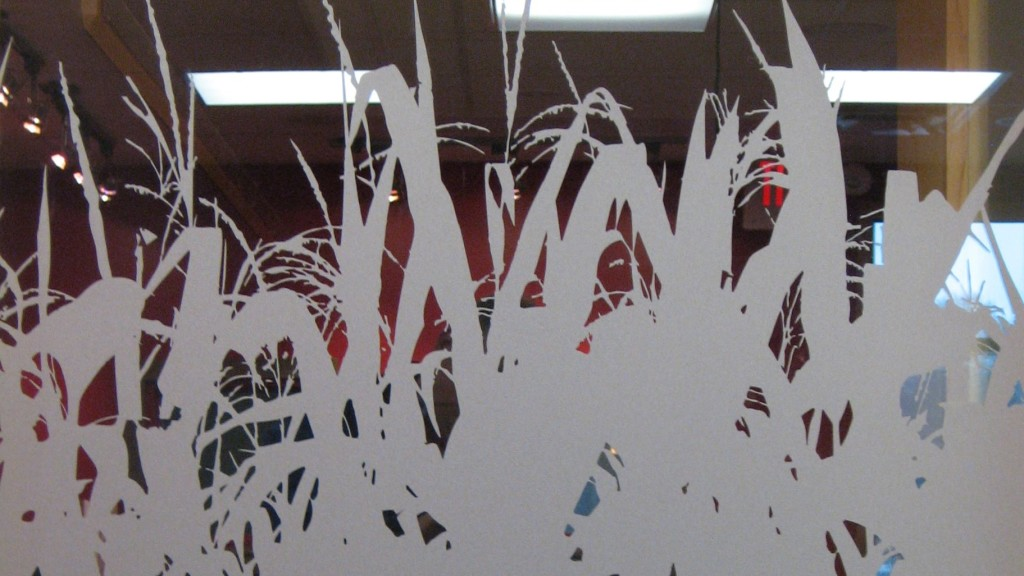 Office Decorative Window Film
