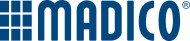 Madico Logo Blue